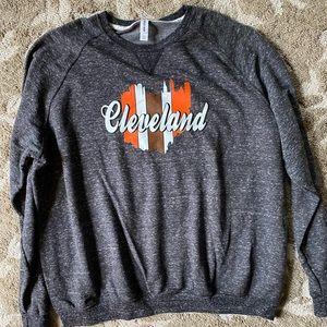 NWOT Cleveland Browns Sweatshirt